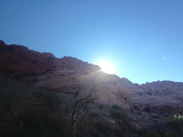 Red Rock Sunrise